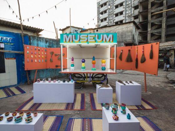 Amanda Pinatih & Jorge Manes Rubio (Design Museum Dharavi)
